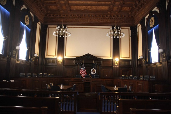 Fifth Circuit Court Of Appeals - Us circuit of appeals court map